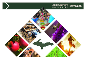 Alger County Annual Report: 2014-15