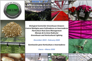 Sign up today for winter greenhouse online courses