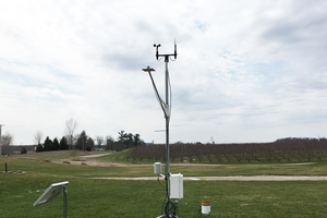 Eight new stations added to the Enviroweather network