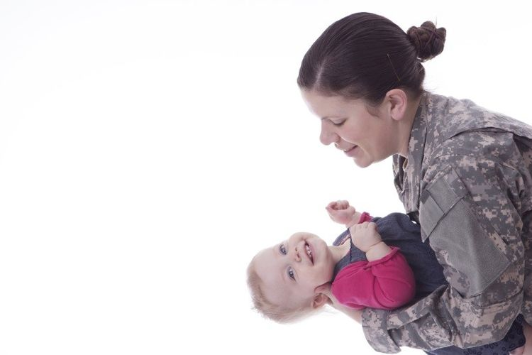 Use these helpful tips to make having a deployed parent a little easier. | MSU Extension