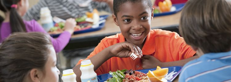 Photo credit: National School Lunch Program