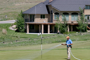 The heat is on: Protect golf course turf during high temperatures