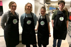 Reducing food waste on Michigan State's campus