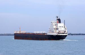 Great Lakes freighters - and crews - get ready for 'winter layup'