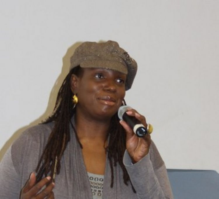 LaDonna Redmond, Founder of the Campaign for Food Justice Now.