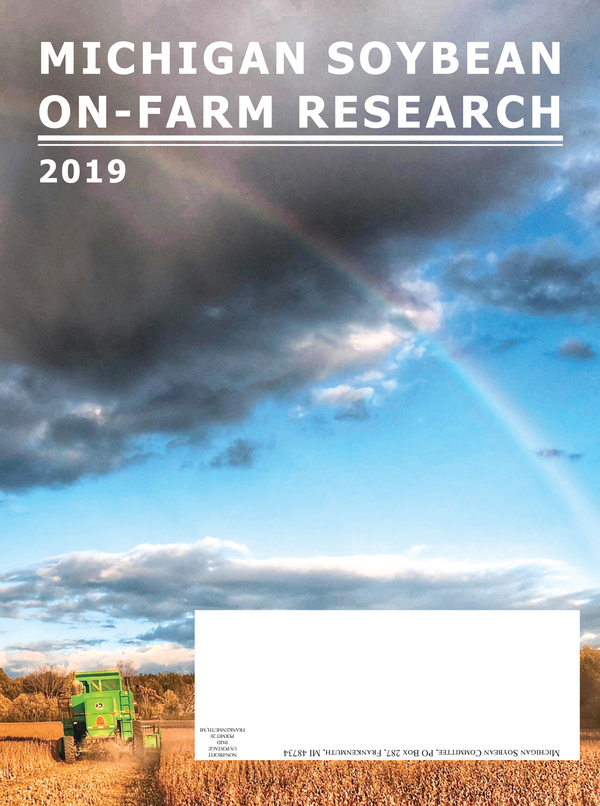 Cover of 2019 On-farm Research Report
