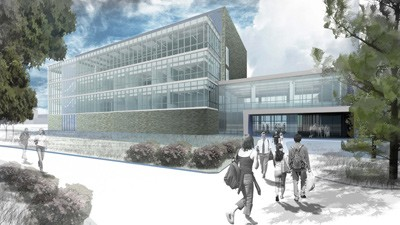 New MSU Building Will Plant Seeds for Collaborative Research