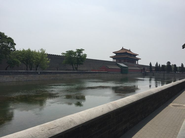 Water in Beijing