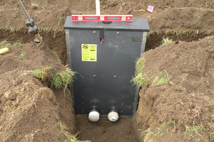 Feeding our crops and protecting our water with bioreactors and controlled drainage