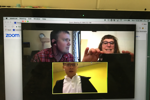 Using programs like Zoom or Skype for 4-H advisory groups