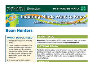 Inquiring Minds Want to Know: Science Activities for Young Minds