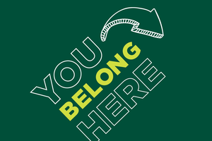 A meaningful conversation with the creator of CANR's 'You Belong Here' campaign