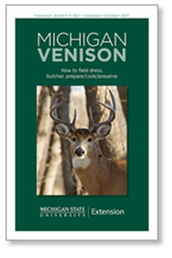 Michigan Venison (E0657) - MSU Extension