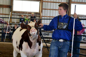 True 4-H science teen leaders: Allegan County