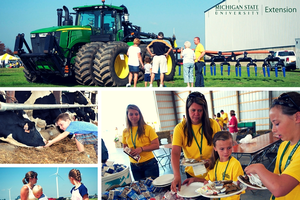 Enjoy free family fun and learning at Breakfast on the Farm this summer