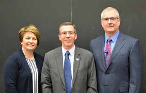 FSHN and BAE faculty member receives the 2019 CANR Camden Endowed Teacher/Scholar Award