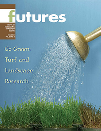Go Green: Turf and Landscape Research Cover