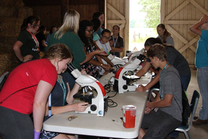 Michigan 4-H grows scientists