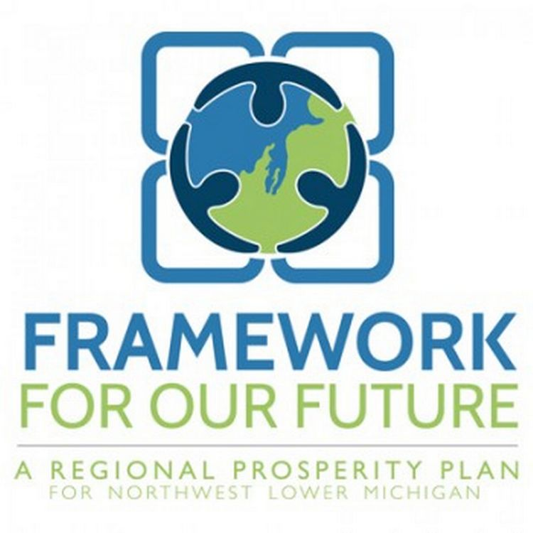 Logo for the Framework for Our Future Plan.