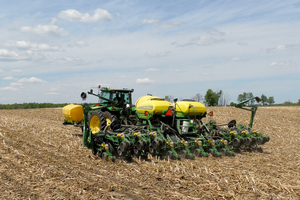 Stand uniformity: Planter tips that can impact seed placement and planting depth