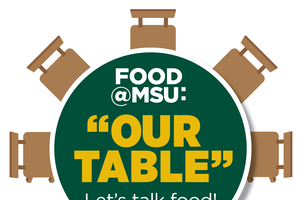 Food at MSU logo