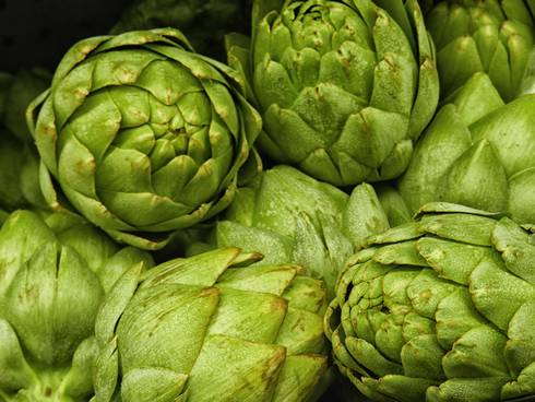 Most people avoid artichokes because of their look, and not knowing how to prepare them.