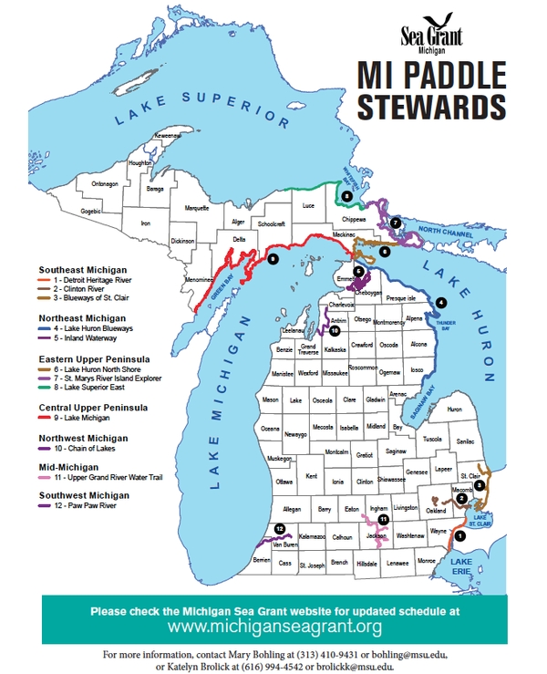 Volunteer paddlers take on invasive species – sign up for a workshop on st. ignace michigan, large map of michigan, map of upper michigan casinos, map of ishpeming michigan, map of ironwood michigan, baraga michigan, map of michigan cities, houghton michigan, map of upper michigan county, map of u p michigan, map of up, map upper michigan cities, porcupine mountains michigan, map of canada and michigan, lower peninsula of michigan, marquette michigan, map of lake michigan, iron mountain michigan, map of michigan hospitals, map of west virginia,