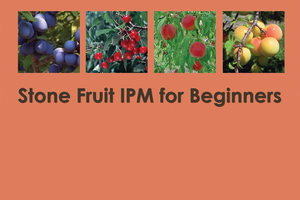 Stone fruit IPM for Beginners cover