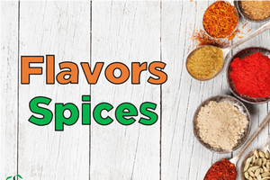 Flavors – Spices