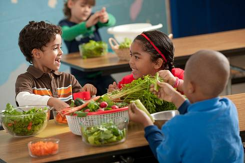The Meet Up and Eat Up program provides free nutritious meals in the summer to children in Michigan who rely on school food as a source of energy and nutrition.