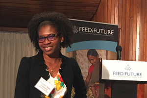 Roundtable reflections: Youth will play key role in future of food security