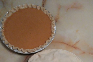 Tips for freezing homemade pies