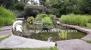 MSU's Institute of Agricultural Technology video highlighting Horticulture in this 2-year Landscape and Nursery Management certificate video