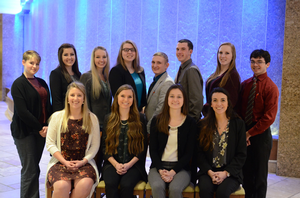 Michigan Dairy Ambassador Scholarship and Leadership Program applications for 2019 are now available