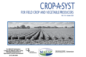Crop *A* Syst for Field Crop and Vegetable Producers (FAS110)
