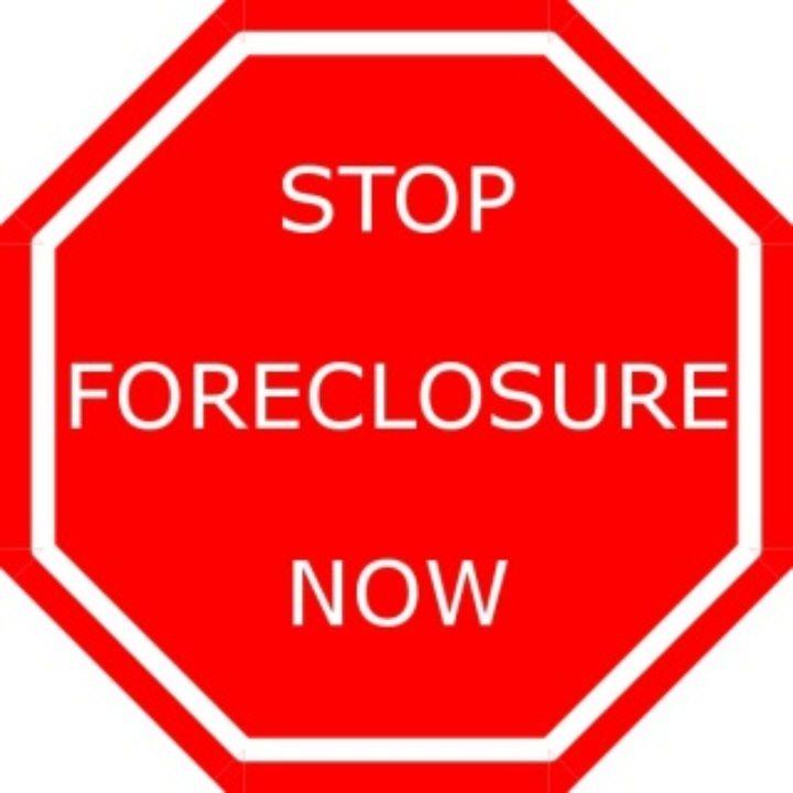 how do i stop a foreclosure