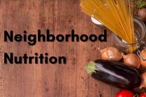 Neighborhood Nutrition Episode 7: Crystal White