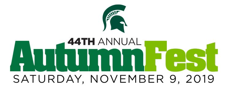 44th Annual AutumnFest Saturday, November 9, 2019