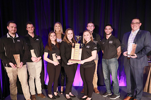 MSU students place first at the 2019 National Association of Home Builders Competition