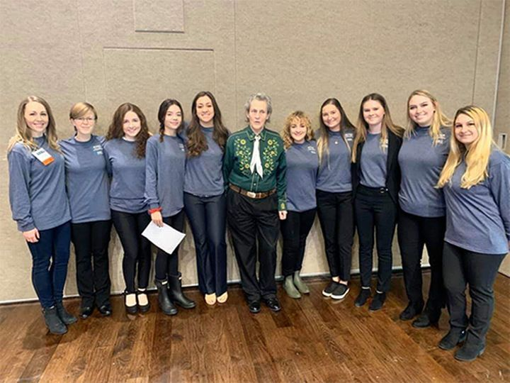2019 Animal Welfare Assessment Contest MSU teams