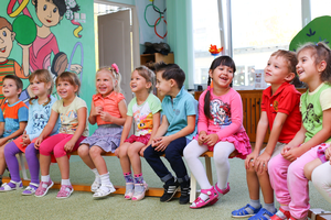 Why is kindergarten called kindergarten?