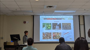 HOGS Invited Speaker Develops Flavorful Veggies