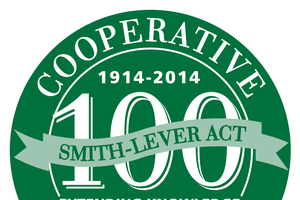 The 100-year signing anniversary of Smith-Lever Act, which officially created the national Cooperative Extension System, will take place in 2014.