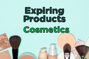 Expiring Products – Cosmetics