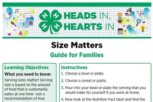 Heads In, Hearts In: Size Matters