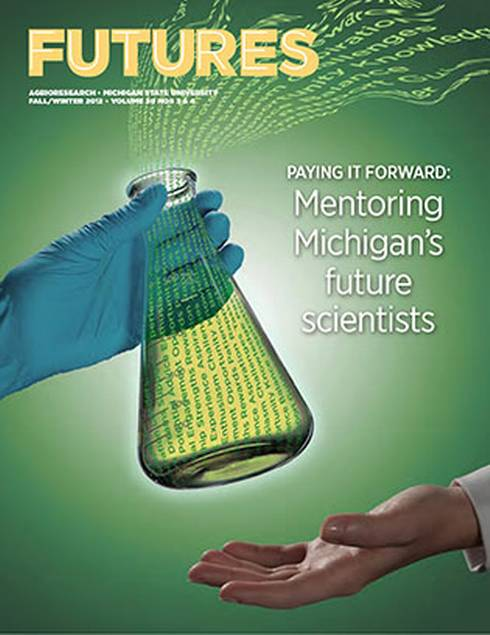 Paying It Forward: Mentoring Michigan's Future Scientists Cover