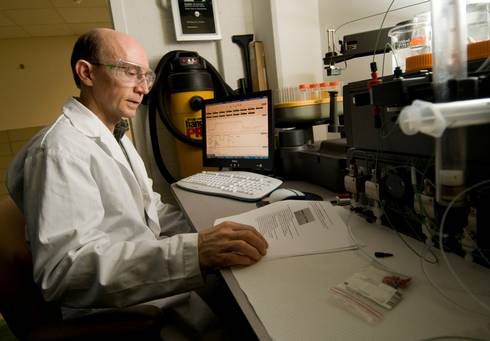 R. Mark Worden is using his expertise to accelerate commercialization of a versatile biosensor technology