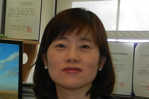Suk-Kyung Kim, Assistant Professor in Interior Design at the MSU School of Planning, Design and Construction