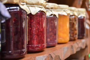 Where to find safe home food preservation recipes and information