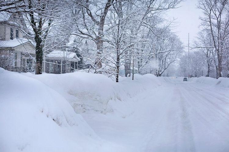 Snow science: Silent snow - MSU Extension